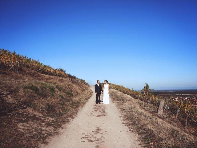 Le mariage de Benjamin et Laura à Gries, Bas Rhin 34