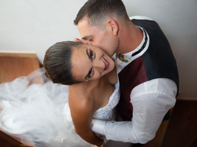 Le mariage de Valentin et Stéphanie à Alzon, Gard 1