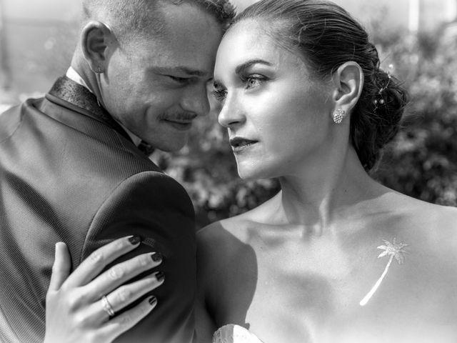 Le mariage de Valentin et Stéphanie à Alzon, Gard 2