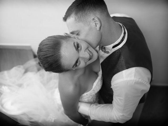 Le mariage de Valentin et Stéphanie à Alzon, Gard 7