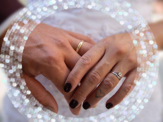 Le mariage de Valentin et Stéphanie à Alzon, Gard 12