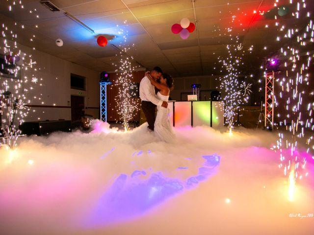 Le mariage de Valentin et Stéphanie à Alzon, Gard 23