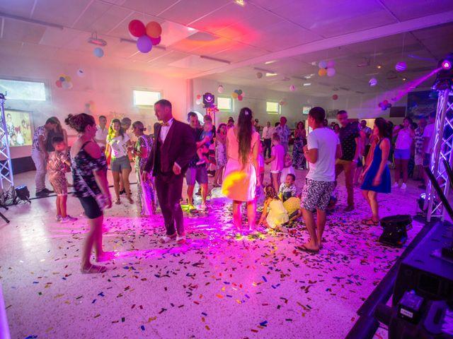 Le mariage de Valentin et Stéphanie à Alzon, Gard 25