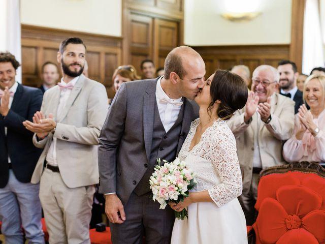 Le mariage de Philippe et Johanna à Flayosc, Var 4