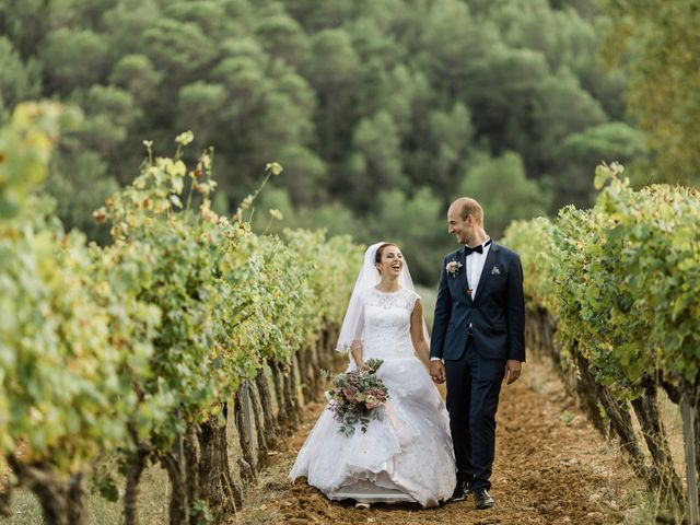 Le mariage de Philippe et Johanna à Flayosc, Var 80