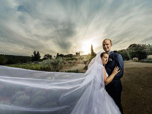 Le mariage de Johanna et Philippe