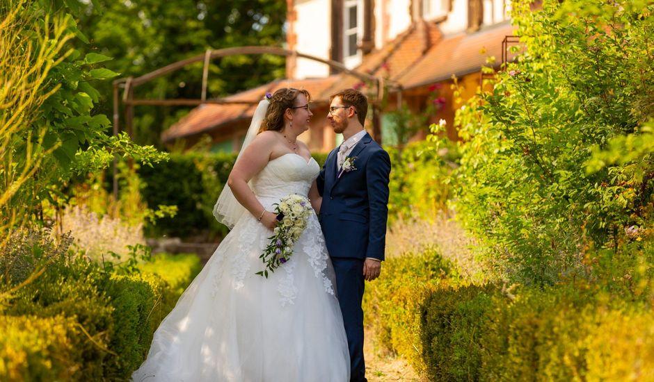 Le mariage de Clément et Julia à Sand, Bas Rhin