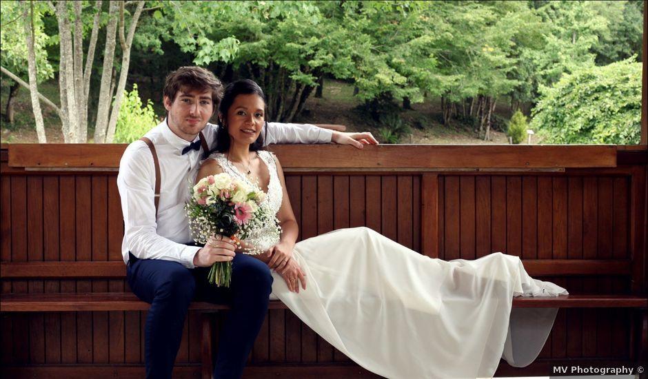 Le mariage de Julien et Meghann à Angoulême, Charente