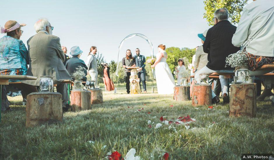 Le mariage de Quentin et Laura à Fort-Louis, Bas Rhin