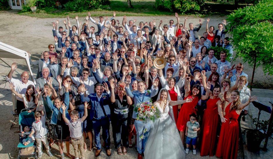 Le mariage de Mathieu et Julie à Miélan, Gers