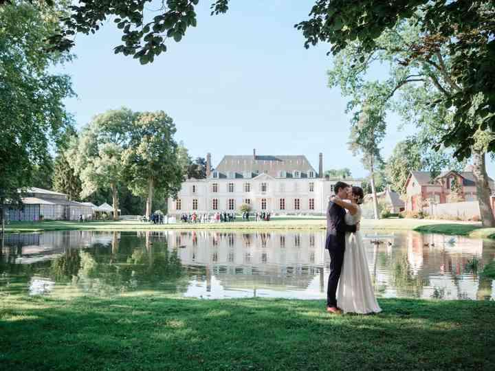 Le mariage de Veronika et Florian