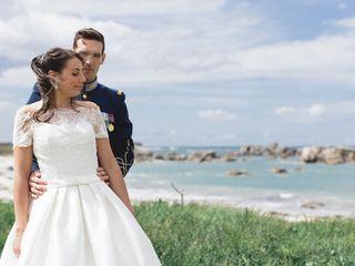 Le mariage de Anne-Aël et François