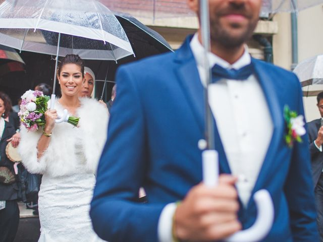 Le mariage de Sammy et Jihanne à Paris, Paris 4