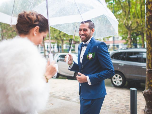 Le mariage de Sammy et Jihanne à Paris, Paris 5