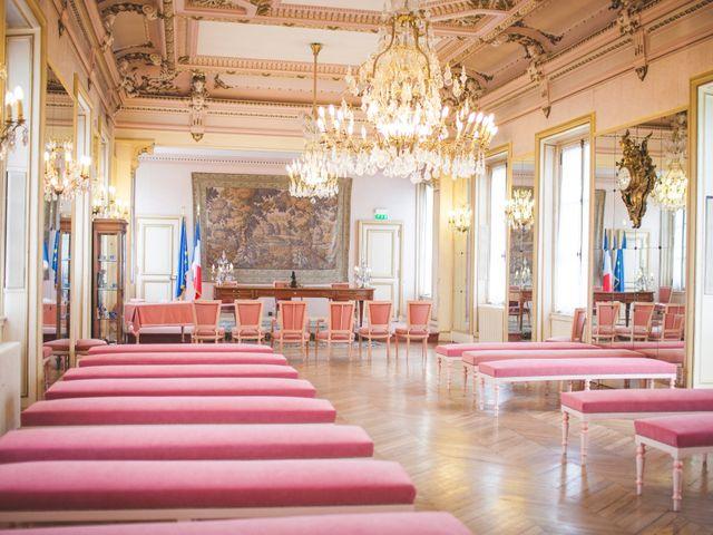 Le mariage de Sammy et Jihanne à Paris, Paris 6