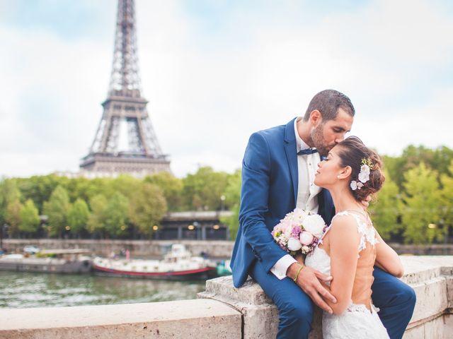 Le mariage de Sammy et Jihanne à Paris, Paris 10