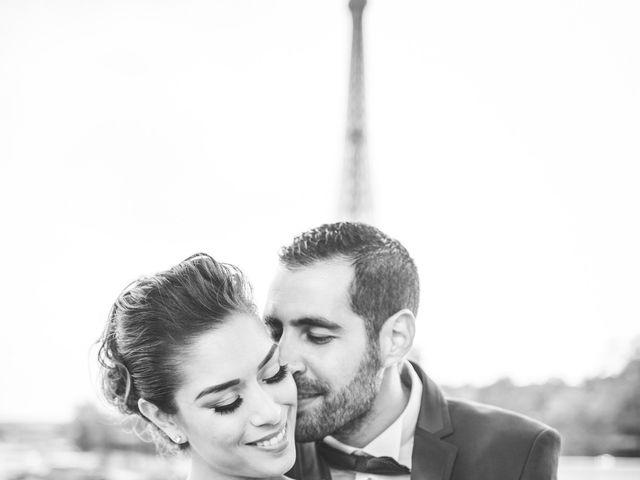 Le mariage de Sammy et Jihanne à Paris, Paris 11