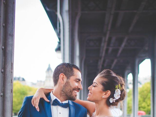 Le mariage de Sammy et Jihanne à Paris, Paris 12