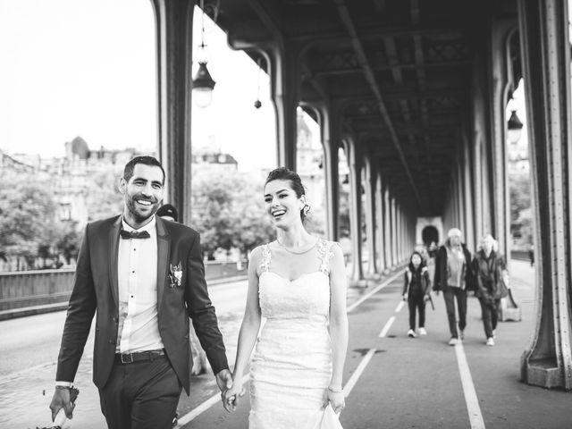 Le mariage de Sammy et Jihanne à Paris, Paris 13