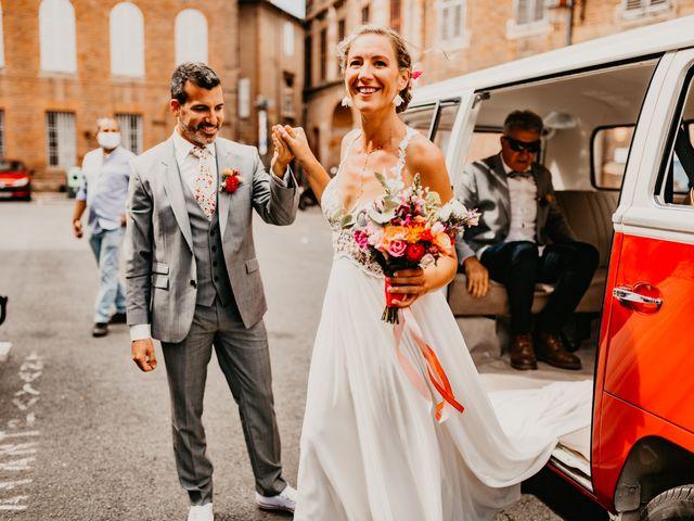 Le mariage de Romain et Aurélie à Albi, Tarn 20