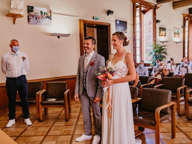Le mariage de Romain et Aurélie à Albi, Tarn 23