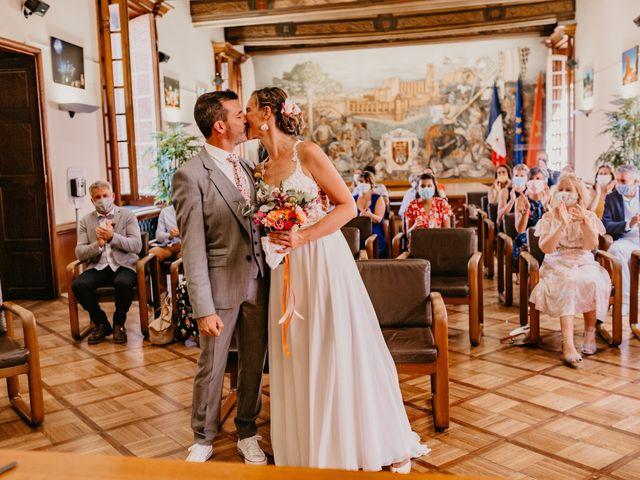 Le mariage de Romain et Aurélie à Albi, Tarn 24