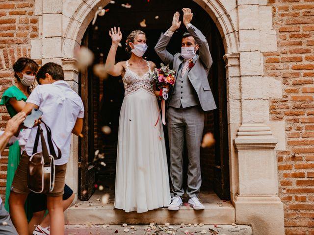 Le mariage de Romain et Aurélie à Albi, Tarn 25