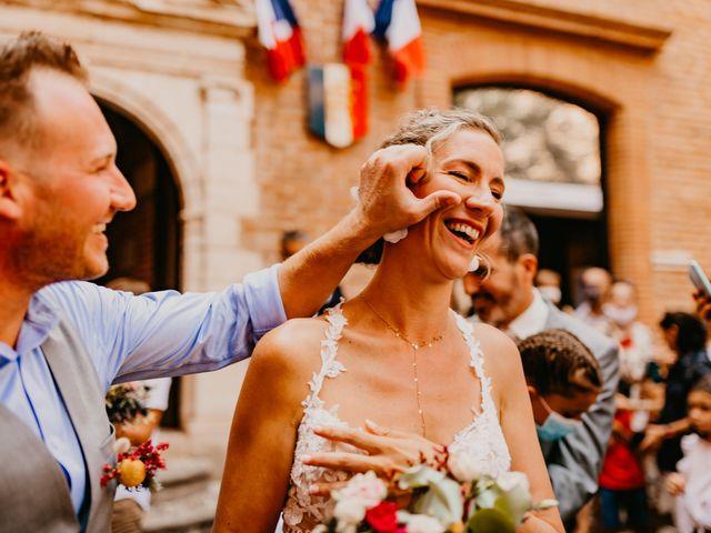Le mariage de Romain et Aurélie à Albi, Tarn 26