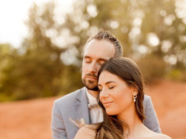 Le mariage de Romain et Alissa à Villeneuve-les-Avignon, Gard 1