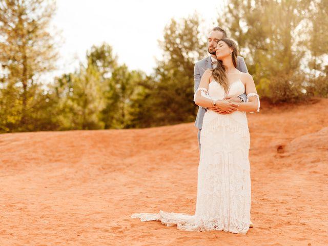 Le mariage de Romain et Alissa à Villeneuve-les-Avignon, Gard 2