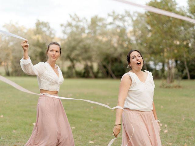 Le mariage de Romain et Alissa à Villeneuve-les-Avignon, Gard 28