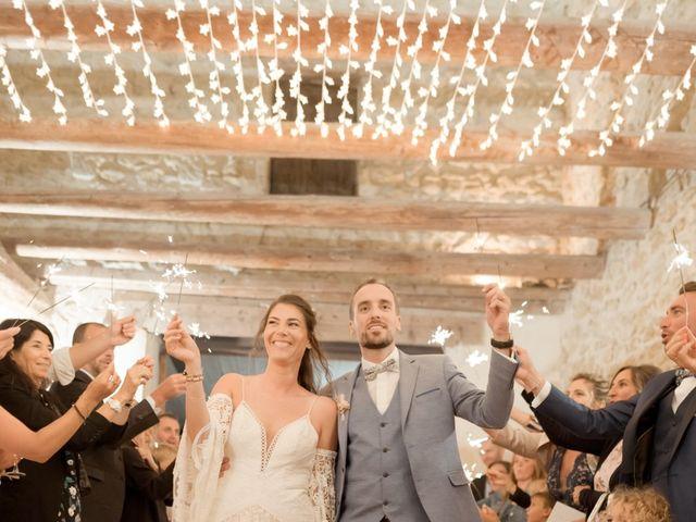 Le mariage de Romain et Alissa à Villeneuve-les-Avignon, Gard 37