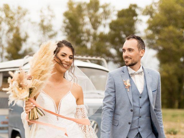 Le mariage de Romain et Alissa à Villeneuve-les-Avignon, Gard 38