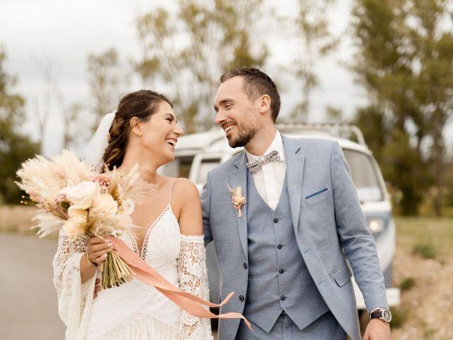 Le mariage de Romain et Alissa à Villeneuve-les-Avignon, Gard 39