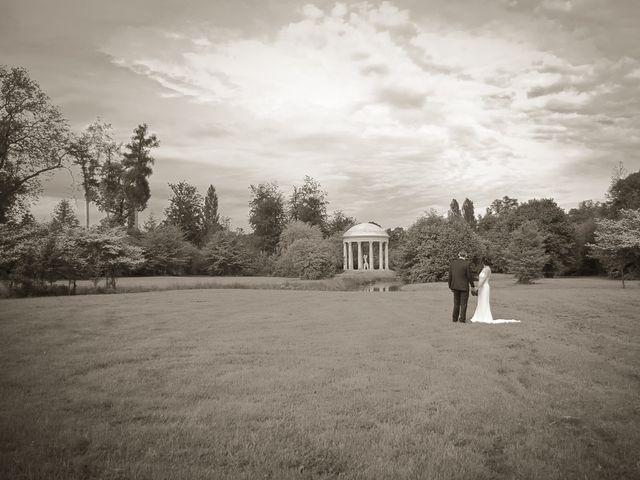 Le mariage de Stéphane et Hasnae à Guyancourt, Yvelines 13