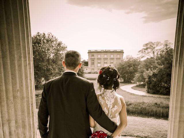 Le mariage de Stéphane et Hasnae à Guyancourt, Yvelines 14