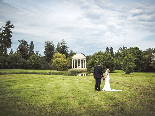 Le mariage de Stéphane et Hasnae à Guyancourt, Yvelines 15