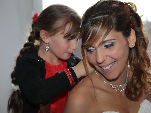 Le mariage de Benoit et Déborah à Mandelieu-la-Napoule, Alpes-Maritimes 1