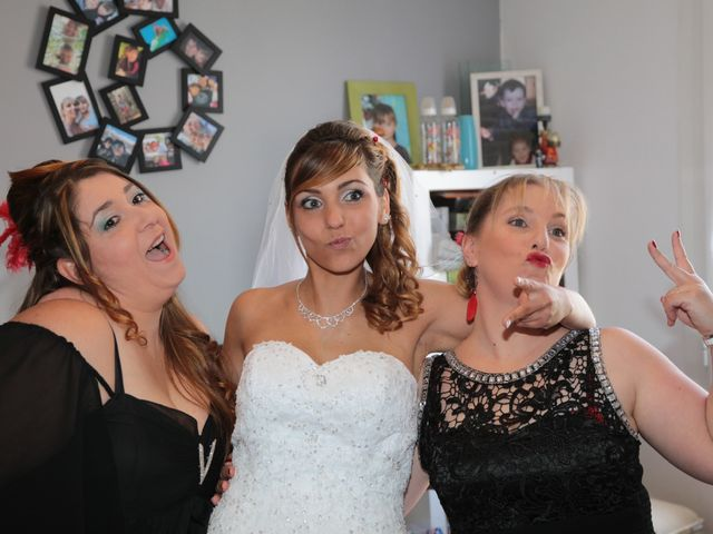 Le mariage de Benoit et Déborah à Mandelieu-la-Napoule, Alpes-Maritimes 10