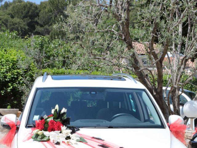 Le mariage de Benoit et Déborah à Mandelieu-la-Napoule, Alpes-Maritimes 14