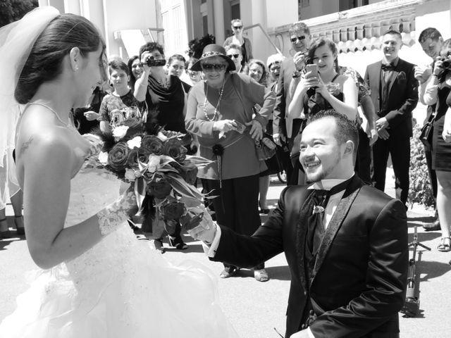 Le mariage de Benoit et Déborah à Mandelieu-la-Napoule, Alpes-Maritimes 15