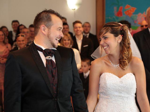 Le mariage de Benoit et Déborah à Mandelieu-la-Napoule, Alpes-Maritimes 17