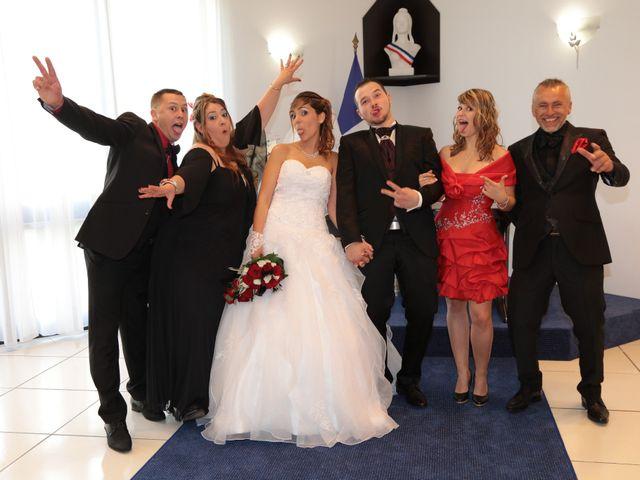 Le mariage de Benoit et Déborah à Mandelieu-la-Napoule, Alpes-Maritimes 19