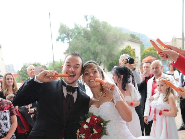 Le mariage de Benoit et Déborah à Mandelieu-la-Napoule, Alpes-Maritimes 26