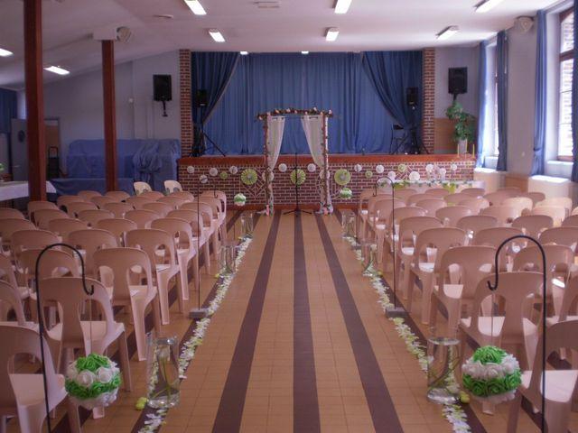 Le mariage de Frédéric et Thérèse à Tilloy-lez-Marchiennes, Nord 8