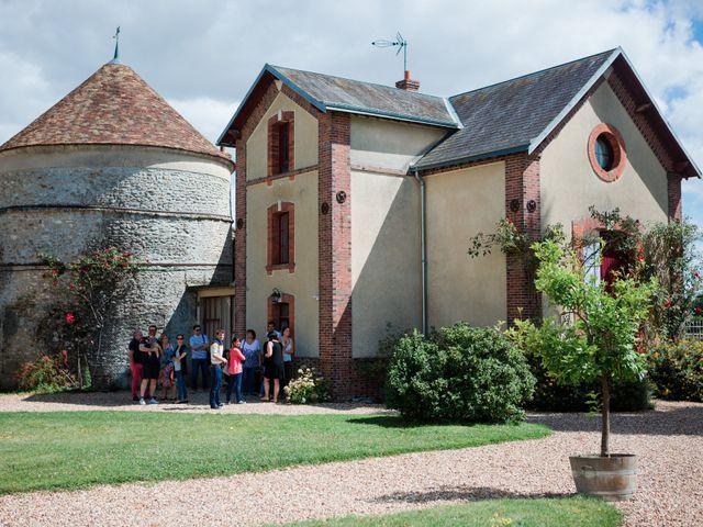 Le mariage de Florian et Veronika à Paray-Douaville, Yvelines 6