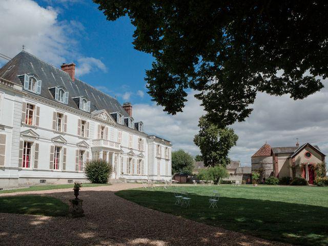 Le mariage de Florian et Veronika à Paray-Douaville, Yvelines 7