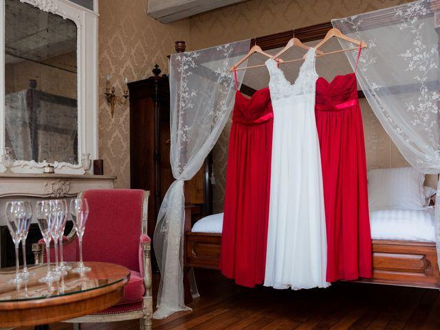 Le mariage de Florian et Veronika à Paray-Douaville, Yvelines 8