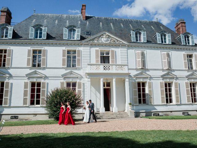 Le mariage de Florian et Veronika à Paray-Douaville, Yvelines 26