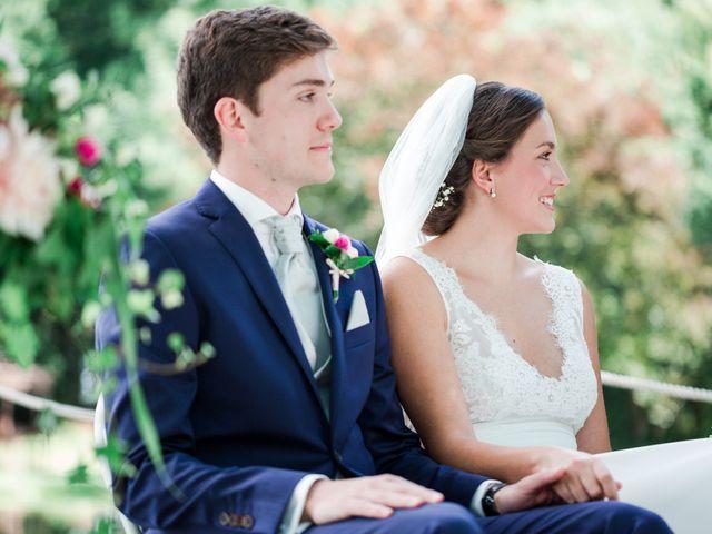Le mariage de Florian et Veronika à Paray-Douaville, Yvelines 28